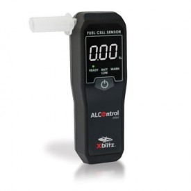 Kalibracja alkomatu xBlitz ALCOntrol mini Certyfikat