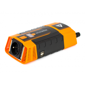 Przetwornica Napięcia prądu 12V 230V IPS-1200W LCD (3 lata gwarancji)