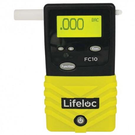 Policyjny alkomat Lifeloc FC10 z Certyfikatem Kalibracji