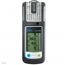 Detektor wielogazowy Ex, O2, CO-LC Dräger X-am® 2500