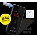 Najlepszy Alkomat AlcoFind AF-35 Premium z Dożywotnią Gwarancją + Kalibracje Gratis