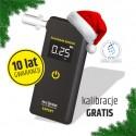 Alkomat EXPERT 10lat Gwarancji + Kalibracje Gratis + Etui