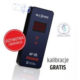 Alkomat AlcoFind AF-35 Premium model 2022