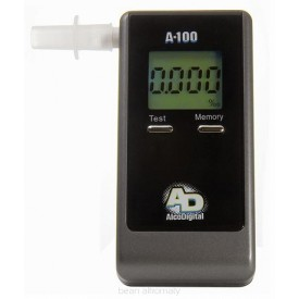 Kalibracja alkomatu AlcoDigital A100 z certyfikatem