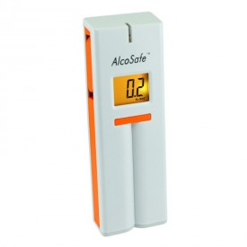 Kalibracja alkomatu ALCOSAFE DUAL z Certyfikatem Kalibracji