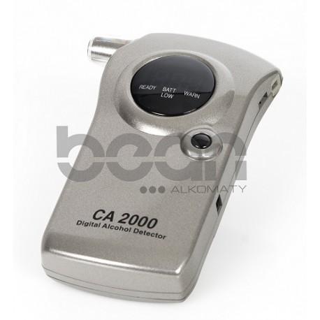 Kalibracja alkomatu CA2000 z Certyfikatem Kalibracji