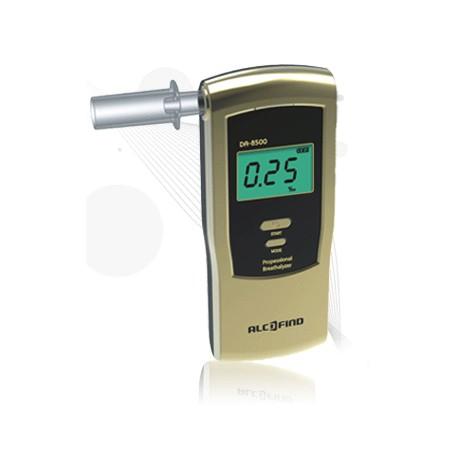 Kalibracja alkomatu AlcoFind DA-8500 z certyfikatem