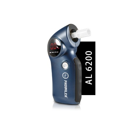 Kalibracja alkomatu SENTECH PROMILER AL-6000 AL-6200 z certyfikatem