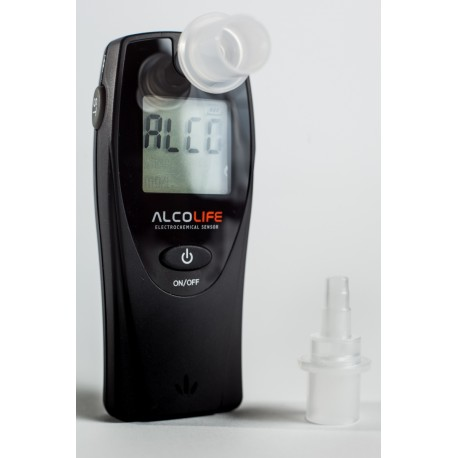 Kalibracja alkomatu ALCOLIFE F1 z certyfikatem