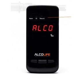 Kalibracja alkomatu ALCOLIFE F2 z Certyfikatem Kalibracji