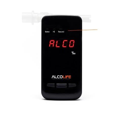 Kalibracja alkomatu ALCOLIFE F2 z certyfikatem