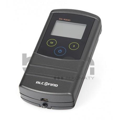 Kalibracja alkomatu DA-9000 Certyfikatem Kalibracji