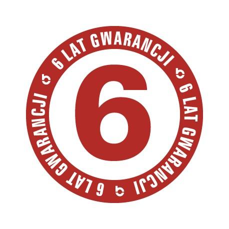 6 lat gwarancji na alkomat