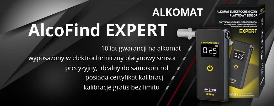 Alkomat AlcoFind EXPERT